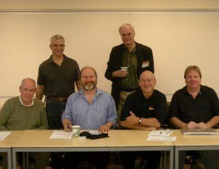 TAB, Sun Microsystems Technology Advisory Board, Greg Papadopoulos, Steve Ward, Ivan Sutherland, Danny Hillis, Dave Patterson, Mike Splain, June 2008