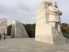 Martin Luther King Memorial Washington DC 2015