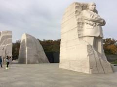 Martin Luther King Memorial Washington DC 2015
