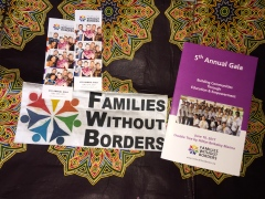Families Without Borders Gala 10 June 2017