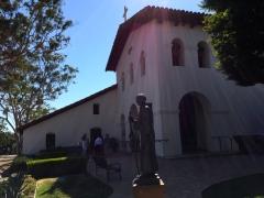 San Luis Obispo de Tolosa Mission June 2017