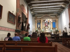 San Buenaventura Mission June 2017