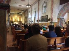 Santa Barbara Mission June 2017