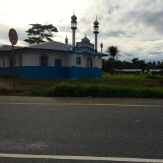 Mosque in Sierra Leone June 2017