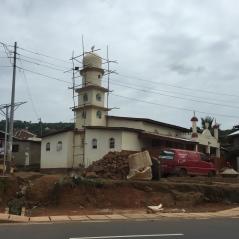 Mosque in Sierra Leone July 2017