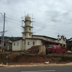 Mosque in Sierra Leone July 2017