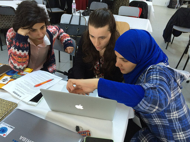 TechWomen and TechGirls in Tunisia 2015