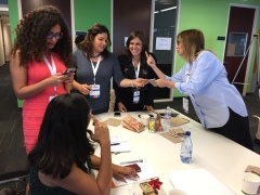 TechWomen Team Lebanon October 2017 San Francisco