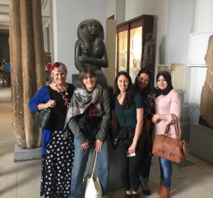 TechWomen Egypt Delegation 2018