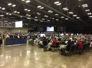 Episcopal General Convention 4 July 2018