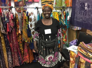 GC79 exhibit vendor AfricanEverything.com 5 July 2018 Austin TX