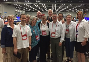Diocese of El Camino Real Delegation, Episcopal General Convention, 6 July 2018