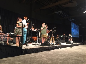 Episcopal General Convention revival band and singers 7 July 2018