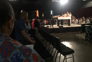 Bishop Marc Andrus Evening worship service GC79, on 10 July 2018