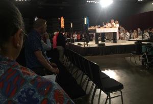 Bishop Marc Andrus Evening worship service GC79, on 10 July 2018
