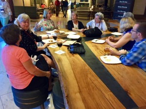 Episcopal Diocese of El Camino Real Deputation GC79 with pie on 12 2018