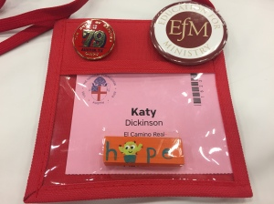 Katy Dickinson GC79 badge 8 July 2018