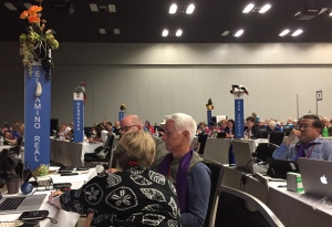 Episcopal Diocese of El Camino Real Deputation in House of Deputies GC79 on 9 July 2018