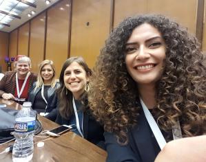 TechWomen Katy Maya Lara Rasha Washington DC October 2017