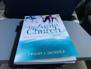 The Agile Church book by Dwight Zscheile, Rob Fisher picture 14 July 2018