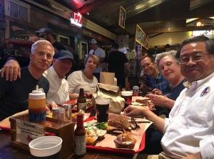 El Camino Real Deputation dinner GC79, Rob Keim picture 13 July 2018