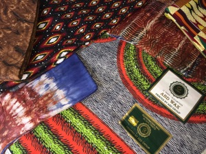2019 Sierra Leone Fabric