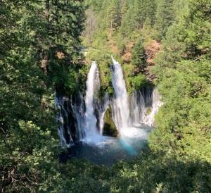 McArthur Burney Falls State Park, July 2019