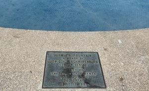 Ludwig's Fountain UC Berkeley July 2019