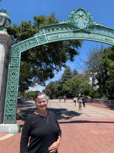 Katy Dickinson UC Berkeley July 2019