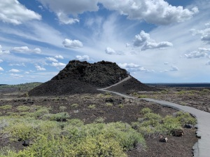 Craters of the Moon National Monument and Preserve, July 2019
