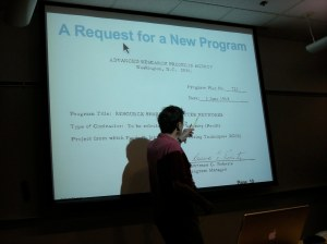 Danny Cohen VOIP talk 2009 - ARPA Request 1968