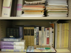 Danny Cohen's Sun Labs Office January 2010