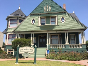 Diocese El Camino Real Sargent House Salinas CA August 2018
