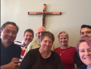EfM Mentor Training Salinas August 2018