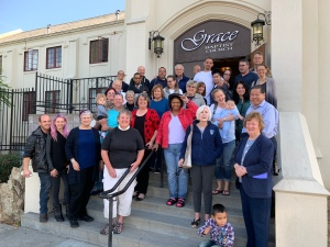 Stepping Stones ministry, 27 Oct 2019
