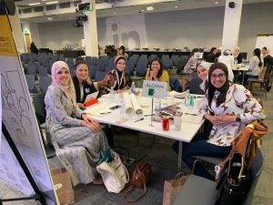Team Algeria TechWomen 11 October 2019