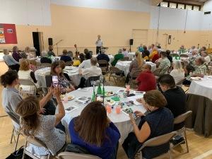 David Robinson Jail Break Chaplain retirement 12 Oct 2019