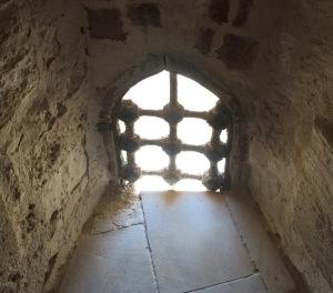 Citadel of Qaitbay window, Alexandria Egypt, Feb 2018