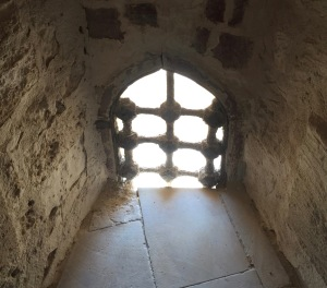 Citadel of Qaitbay window, Alexandria Egypt, Feb 2018