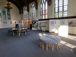 Bade Museum, Pacific School of Religion, Berkeley, Dec 2019