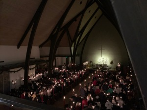 St Andrew's Episcopal Church Christmas Eve 2019