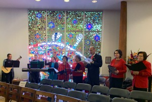 St. Andrew's Episcopal Church, Consecration of Lucinda Ashby, 11 Jan 2020