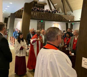 Presiding Bishop Michael Curry, St. Andrew's Episcopal Church, 11 Jan 2020