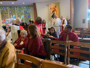 Presiding Bishop Michael Curry, St. Andrew's Episcopal Church, 11 Jan 2020