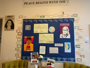Oakland Peace Center, 17 Jan 2020