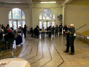 Oakland Peace Center, Martin Luther King Day, 20 Jan 2020