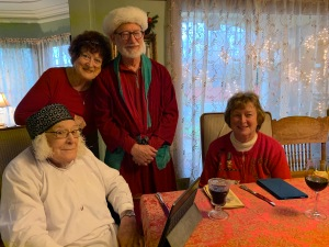 2019 Dickens Christmas Carol reading