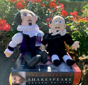 Shakespeare's 456th Birthday, April 2020