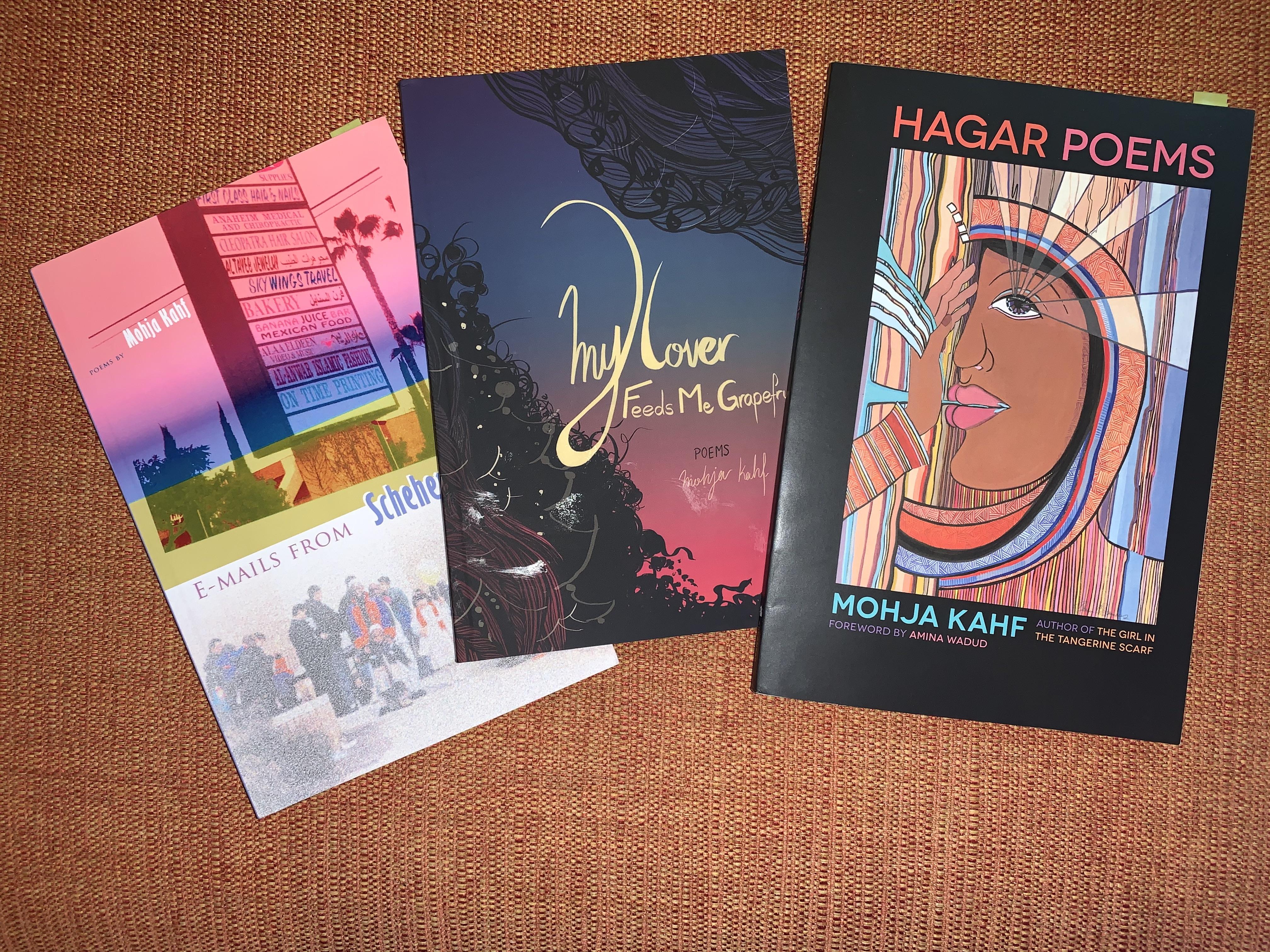 Poems by Mohja Kahf | KatysBlog