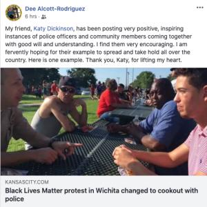 Dee Alcott-Rogriguez post 5 June 2020